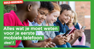 digidoener mobiele telefoon